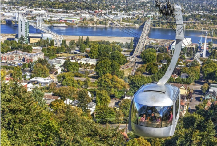 portland'S cable car