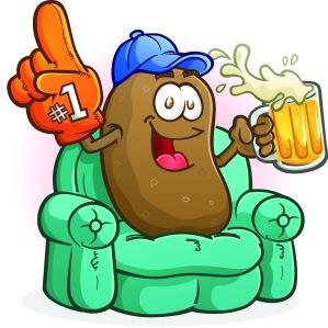 coch potato